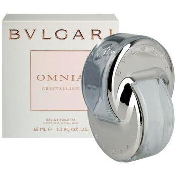 Bellezza Donna Eau de toilette Bvlgari omnia crystalline - colonia - 65ml - vaporizzatore omnia crystalline - cologne - 65ml - spray