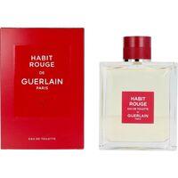 Bellezza Uomo Eau de toilette Guerlain habit rouge - colonia - 100ml - vaporizzatore habit rouge - cologne - 100ml - spray