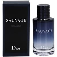 Bellezza Uomo Eau de toilette Christian Dior sauvage - colonia - 200ml - vaporizzatore sauvage - cologne - 200ml - spray
