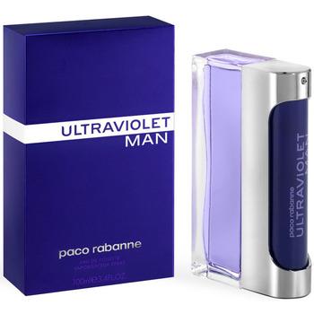 Bellezza Uomo Eau de toilette Paco Rabanne ultraviolet man - colonia - 100ml - vaporizzatore ultraviolet man - cologne - 100ml - spray