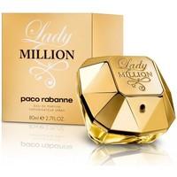 Bellezza Donna Eau de parfum Paco Rabanne Lady Million - acqua profumata  - 80ml - vaporizzatore Lady Million - perfume  - 80ml - spray