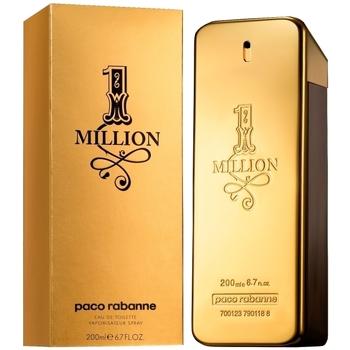 Bellezza Uomo Eau de toilette Paco Rabanne one million - colonia - 200ml - vaporizzatore one million - cologne - 200ml - spray