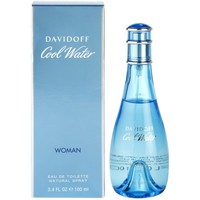 Bellezza Donna Eau de toilette Davidoff cool water - colonia - 100ml - vaporizzatore cool water - cologne - 100ml - spray
