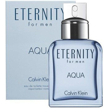 Bellezza Uomo Eau de toilette Calvin Klein Jeans Eternity Aqua - colonia - 100ml - vaporizzatore Eternity Aqua - cologne - 100ml - spray