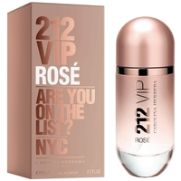 Bellezza Donna Eau de parfum Carolina Herrera 212 vip rose - acqua profumata - 80ml - vaporizzatore 212 vip rose - perfume - 80ml - spray