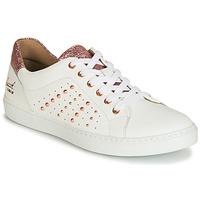 Scarpe Bambina Sneakers basse Bullboxer AGM008 Bianco