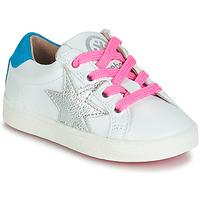 Scarpe Bambina Sneakers basse Acebo's STARWAY Bianco