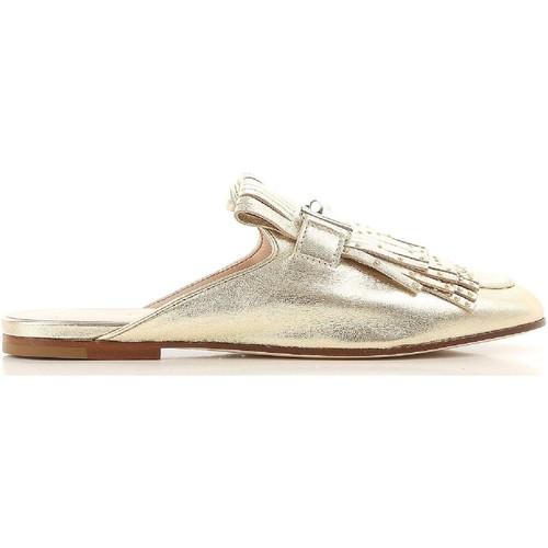 trova il prezzo più basso guarda bene le scarpe in vendita come scegliere Ciabatte chiuse donna in pelle laminata