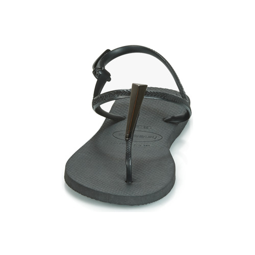 Consegna Havaianas Scarpe Maxi Sandali 2720 Donna Freedom Nero Gratuita yY76bgf