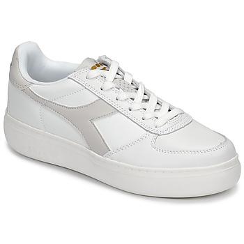 Scarpe Donna Sneakers basse Diadora B ELITE WIDE Bianco / Taupe