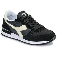Scarpe Sneakers basse Diadora CAMARO Nero / Bianco