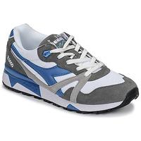 Scarpe Uomo Sneakers basse Diadora N 9000 III Bianco / Grigio / Turquoise