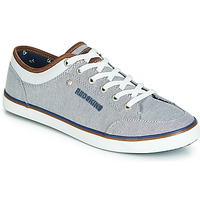 Scarpe Uomo Sneakers basse Redskins GALETI Grigio / Bianco
