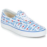 Scarpe Donna Sneakers basse Vans ERA Bianco / Blu