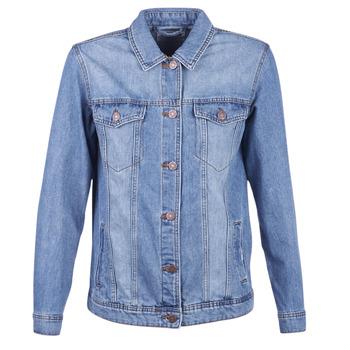 Abbigliamento Donna Giacche in jeans Noisy May NMOLE Blu / Medium