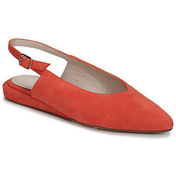 Scarpe Donna Ballerine Fericelli IKIRUA Rosso