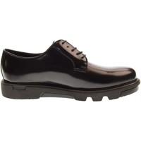 Scarpe Uomo Derby Antica Cuoieria scarpe uomo stringate 20647-L-V73 LAS VEGAS NERO Pelle