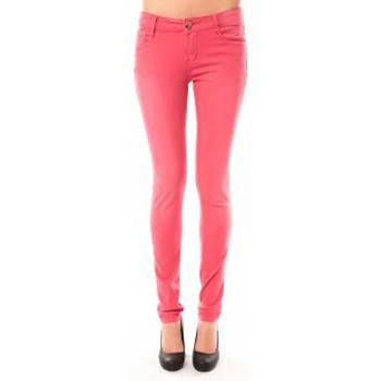 Abbigliamento Donna Jeans Dress Code Jeans D.Cherri JG-89080 Fushia Rosa