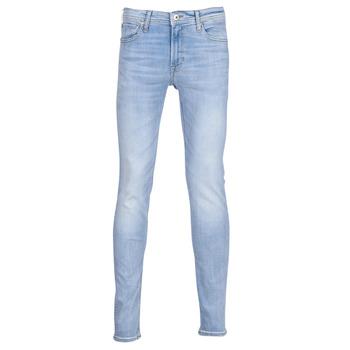 Abbigliamento Uomo Jeans slim Jack & Jones JJILIAM Blu