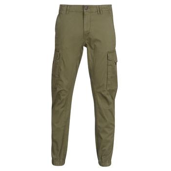 Abbigliamento Uomo Pantalone Cargo Jack & Jones JJIPAUL Kaki
