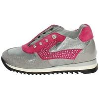 Scarpe Unisex bambino Sneakers basse Blumarine C1554 ANTRACITE