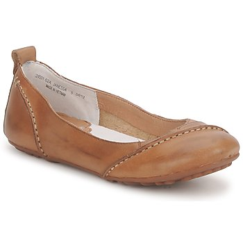 Scarpe Donna Ballerine Hush puppies JANESSA Marrone