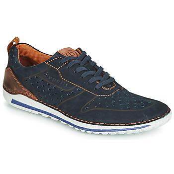 Scarpe Uomo Sneakers basse Bugatti TIPPO Blu