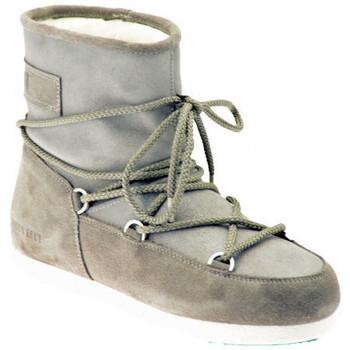 Scarpe Donna Stivali da neve Moon Boot F.SIDE SUEDE GL. Doposci multicolore