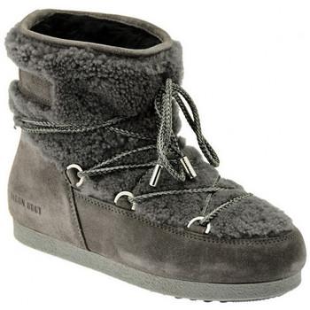 Scarpe Donna Stivali da neve Moon Boot FAR SIDE LOW SHEARL Doposci grigio