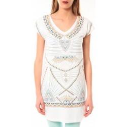 Abbigliamento Donna T-shirt maniche corte Little Marcel Robe E15WDRE0318 Riolo Blanc Bianco