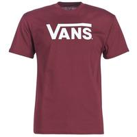 Abbigliamento Uomo T-shirt maniche corte Vans VANS CLASSIC Bordeaux