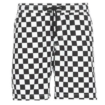 Abbigliamento Uomo Shorts / Bermuda Vans RANGE SHORT 18 Nero / Bianco