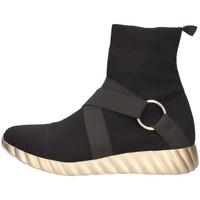 Scarpe Donna Sneakers alte Uma Parker 180218fb Nero