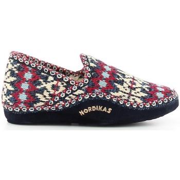 Scarpe Donna Pantofole Nordikas 2000 bleu