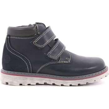Scarpe Bambino Sneakers alte Melania 456 - ME2410D8I.H Blu