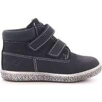 Scarpe Bambino Sneakers alte Melania 461 - ME0144A8I.B Blu