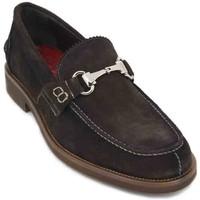Scarpe Uomo Mocassini Luis Gonzalo 7599H Zapatos de Hombre Marrone