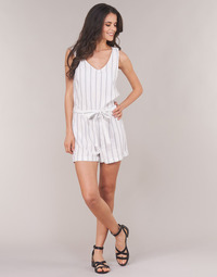 Abbigliamento Donna Tuta jumpsuit / Salopette Vero Moda VMANNA Bianco / Blu