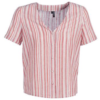 Abbigliamento Donna Top / Blusa Vero Moda VMESTHER Rosso
