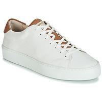 Scarpe Donna Sneakers basse Pataugas KELLA Bianco / Cognac