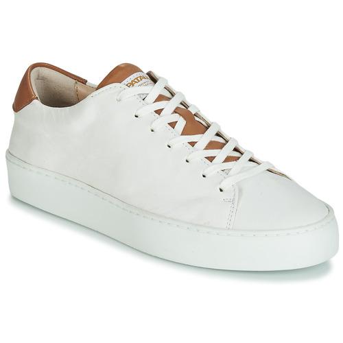 Sneakers Pataugas BiancoCognac Kella Sneakers Basse Basse CsrthQd