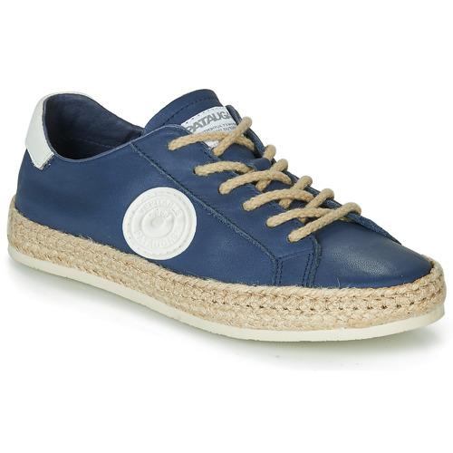 Pataugas PAM  N Marine  Scarpe scarpe da ginnastica basse Donna  Scarpe | Promozioni speciali alla fine dell'anno  | Prezzo basso  | Folle Prezzo  | Sig/Sig Ra Scarpa