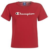 Abbigliamento Donna T-shirt maniche corte Champion 111393-RIR Bordeaux