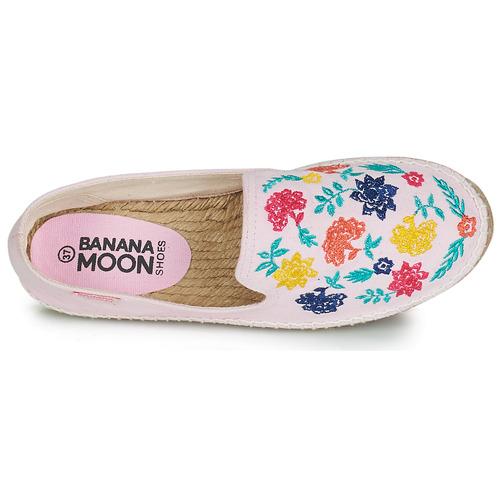 Banana Moon IASMIN Beige - Consegna gratuita  Scarpe Espadrillas Donna 3920