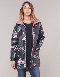 Abbigliamento Donna Parka S.Oliver 04-899-61-5060-90G17 Marine / Multicolore