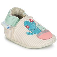 Scarpe Bambina Scarpette neonato Robeez CACTUS Rosa