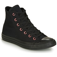 Scarpe Donna Sneakers alte Converse CHUCK TAYLOR ALL STAR HEARTS CANVAS HI Nero