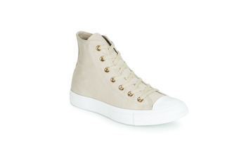 Scarpe Donna Sneakers alte Converse CHUCK TAYLOR ALL STAR HEARTS CANVAS HI Grigio