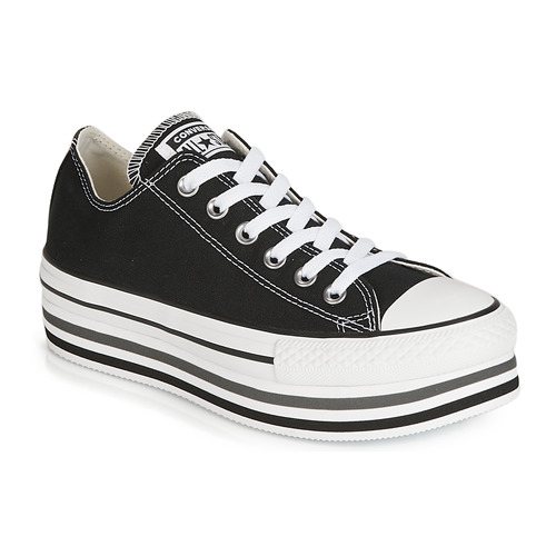converse all star chuck taylor basse nere
