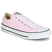 Scarpe Donna Sneakers basse Converse CHUCK TAYLOR ALL STAR SEASONAL CANVAS OX Rosa